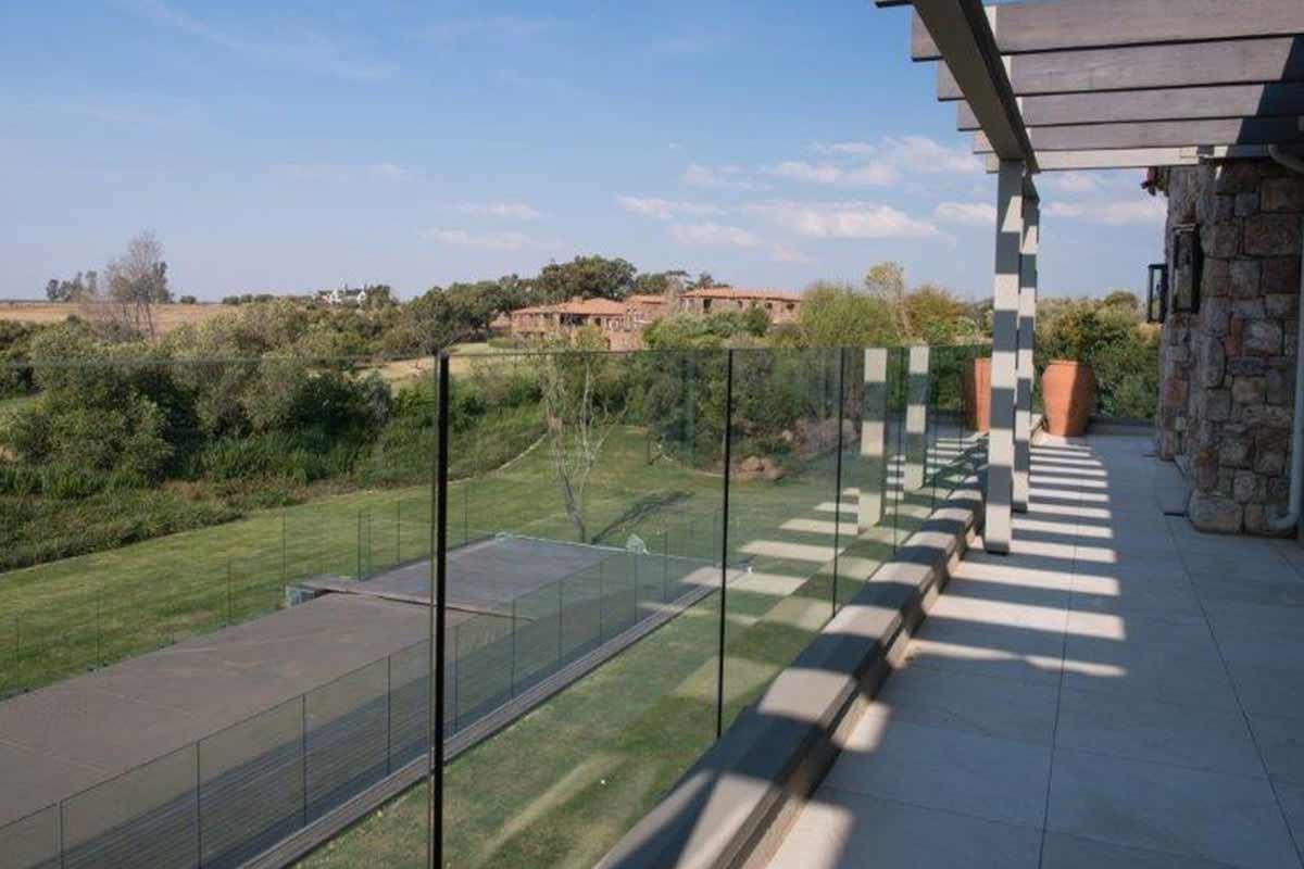 professional frameless glass balustrades steel studio