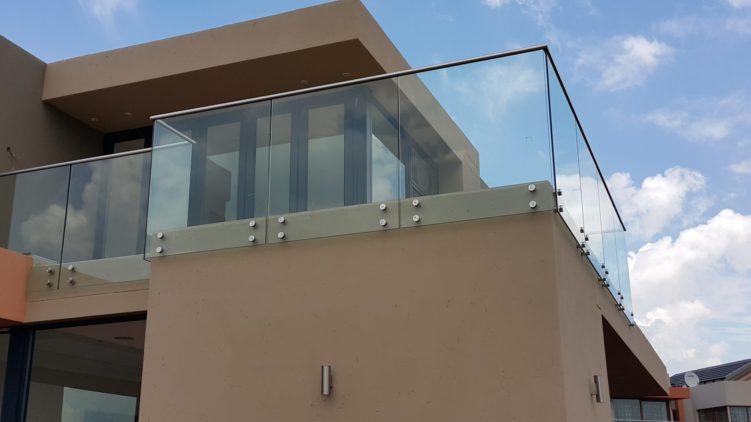 Serengeti frameless balustrades